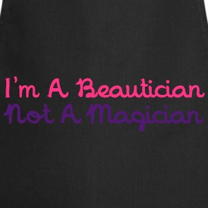 I'm A Beautician Not A Magician Gensere - Kokkeforkle