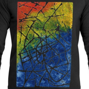 Chromatic Labyrinth Tee shirts - Sweat-shirt Homme Stanley & Stella