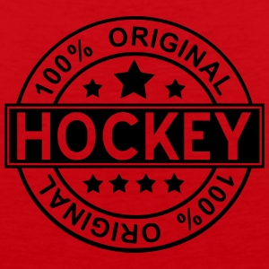 hockey T-Shirts - Men's Premium Tank Top