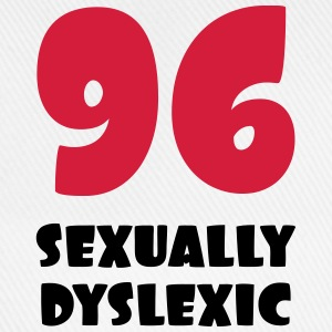 96 Sexually Dyslexic Tee shirts - Casquette classique