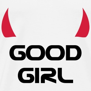 Good Girl Pullover & Hoodies - Männer Premium T-Shirt