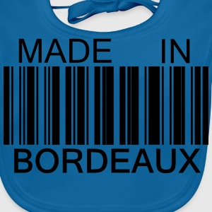 Made in Bordeaux 33 Tee shirts - Bavoir bio Bébé