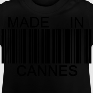 Made in Cannes 06 Tee shirts - T-shirt Bébé