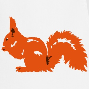 Squirrel T-shirts - Förkläde
