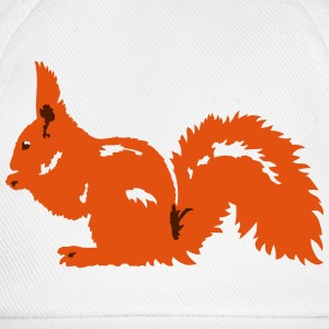 Squirrel Camisetas - Gorra béisbol
