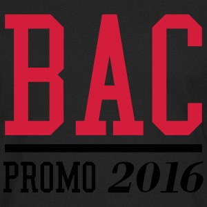 BAC Promo 2016 Tee shirts - T-shirt manches longues Premium Homme