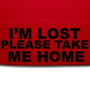 I'm Lost Please Take Me Home T-shirts - Wintermuts