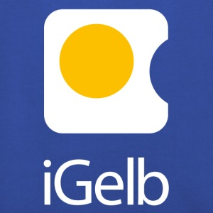 iGelb Apple Eigelb Nerd is the new sexy T-Shirts - Kinder Premium Hoodie