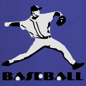 Baseball, Baseball Player T-Shirts - Forklæde