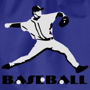 Baseball, Baseball Player T-Shirts - Gymtas