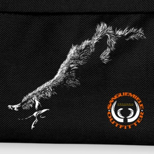 boar_profile T-Shirts - Kids' Backpack