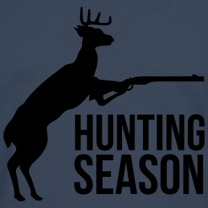 deer hunting T-Shirts - Men's Premium Longsleeve Shirt