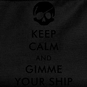 keep calm and gimme your ship Pullover & Hoodies - Kinder Rucksack