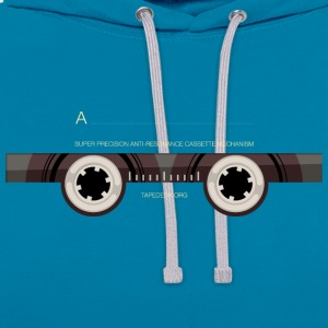 super precision - Sweat-shirt contraste