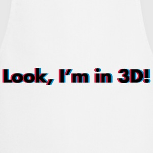 Look, I'm In 3D Sweatshirts - Forklæde