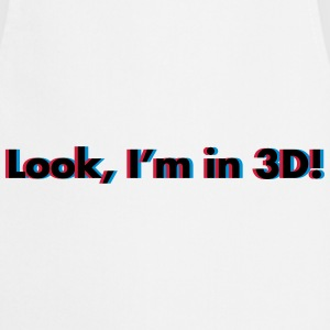 Look, I'm In 3D Pullover & Hoodies - Kochschürze
