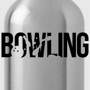quilles bowling Tee shirts - Gourde