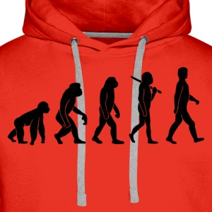 Evolution - Men's Premium Hoodie