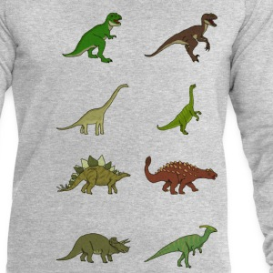 DInosaurs - Men's Sweatshirt by Stanley & Stella