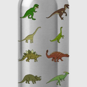 DInosaurs - Water Bottle