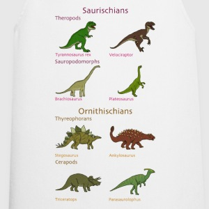 Dinosaurs - Cooking Apron