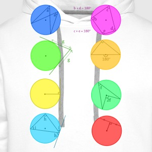 Circle Theorem - Men's Premium Hoodie
