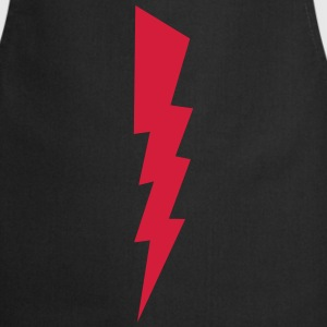 Bolt - Lightning - Shock - Electric T-Shirts - Cooking Apron