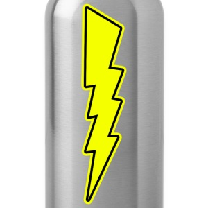 Bolt - Lightning - Shock - Electric Shirts - Water Bottle