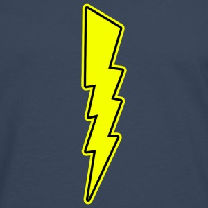 Bolt - Lightning - Shock - Electric Shirts - Men's Premium Longsleeve Shirt