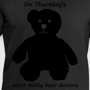 teddybeardoctor Shirts - Men's Sweatshirt by Stanley & Stella