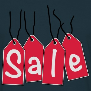 sale_anhaenger  Aprons - Men's T-Shirt