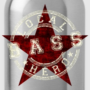 Local Hero Bass T-Shirts - Trinkflasche