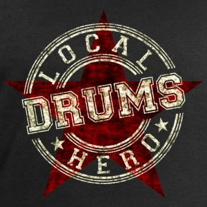 Local Hero Drums T-Shirts - Männer Sweatshirt von Stanley & Stella