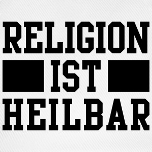 Religion ist heilbar Bottles & Mugs - Baseball Cap