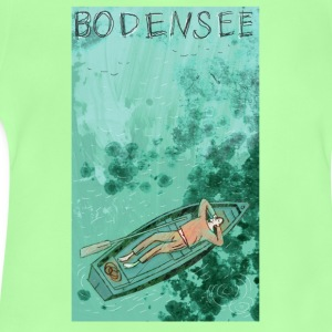 Bodensee Traum t-shirt T-Shirts - Baby T-Shirt