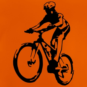 Mountainbiker T-Shirts - Baby T-Shirt