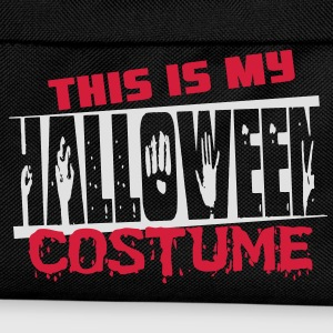 This is my halloween costume Camisetas - Mochila infantil