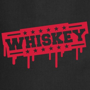 Whiskey Stamp T-Shirts - Cooking Apron