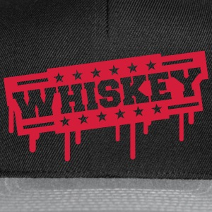 Whiskey Stamp T-Shirts - Snapback Cap