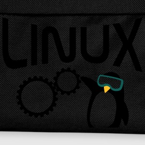 linux wheels work T-Shirts - Kids' Backpack