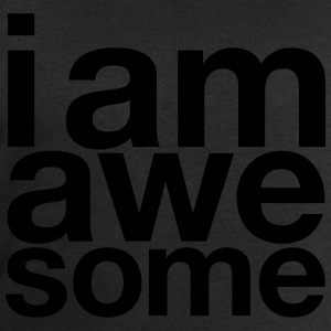 I AM Awesome T-shirts - Sweatshirt herr från Stanley & Stella