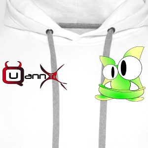 Monster Jackets & Vests - Men's Premium Hoodie