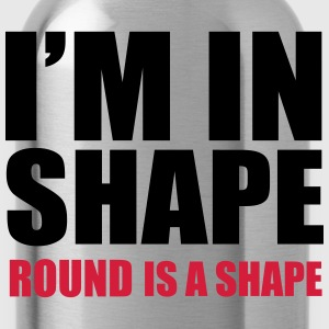 I'm In Shape Tee shirts - Gourde