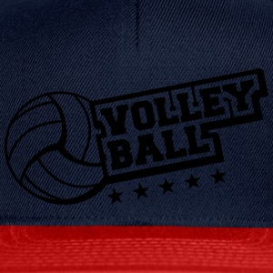 Volleyball Star Logo T-shirts - Snapbackkeps