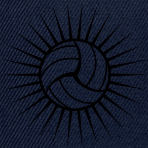 Volleyball Logo T-Shirts - Snapback Cap