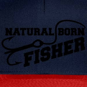 Natural Born Fisher T-shirts - Snapbackkeps