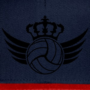 Volleyball Blazon Design T-shirts - Snapbackkeps