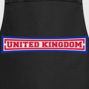 United Kingdom T-shirts - Forklæde
