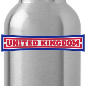 United Kingdom T-Shirts - Trinkflasche
