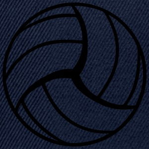Volleyball Design T-shirts - Snapback Cap